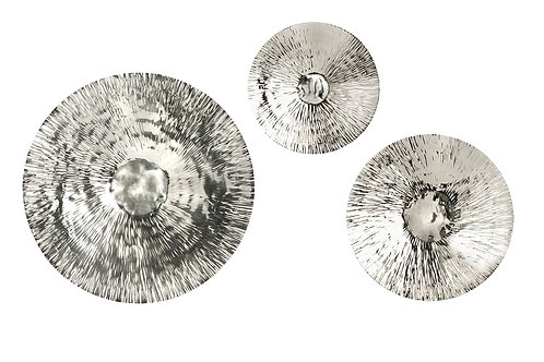 Sophia Oversized Discs - Set of 3