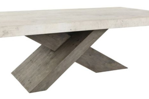Concrete Laminate Coffee Table