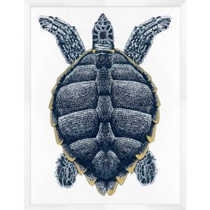 Sea Turtle Wall Art - Oversized