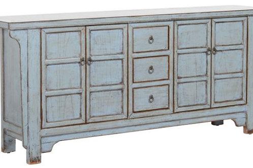Charlotte Antiqued Cabinet