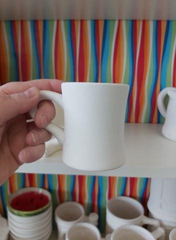 Small Cappucinno Mug $28
