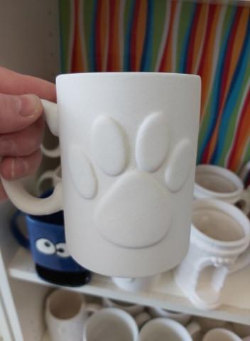 Animal Lover Mug $35