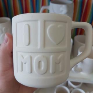 I Love Mom Mug $35