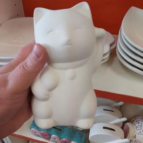Lucky Cat $30