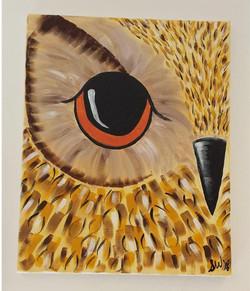 Peek the Owl