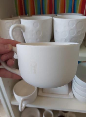 Latte/Soup Mug $35
