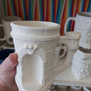 Castle Mug $42