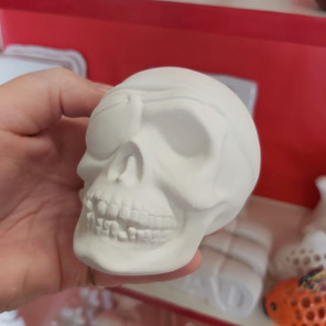 Pirate Skull $24