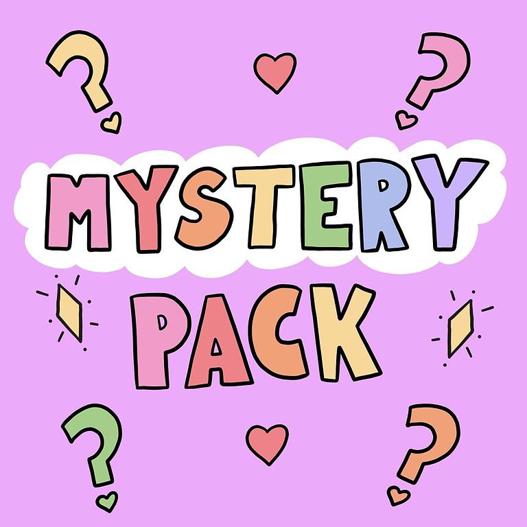 June Mystery Packs - Fundraiser