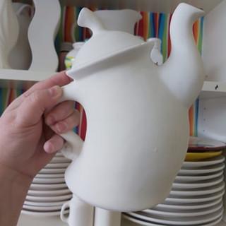 Dancing Teapot $48