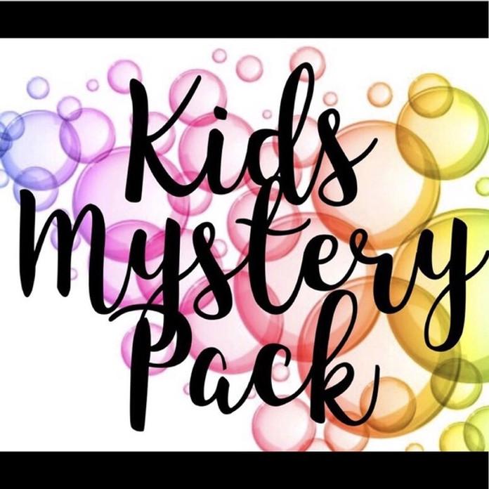 Kids Mystery Packs June