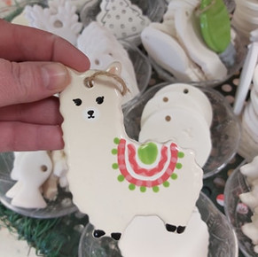 Llama Orn $12