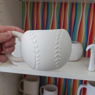Baseball Mug $35