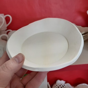 Perfectly Imperfect Dish Round $20