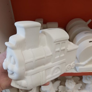 Tomtom the Train Bank $30