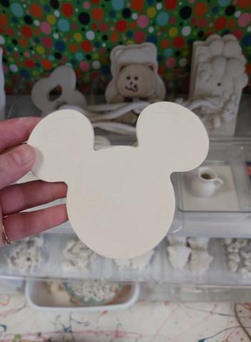 Mickey Coaster $15