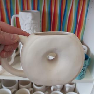 Donut Mug $35