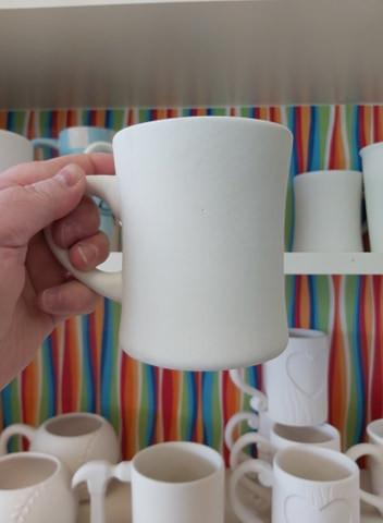 Curvy Mug $30