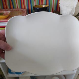 Bubbles Plate $32