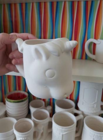 Unicorn Mug $38