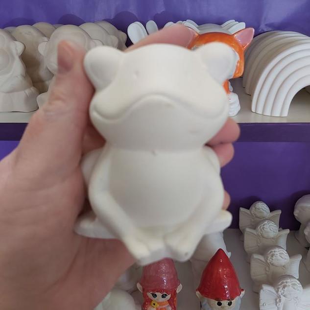 Mini Frog Bank DTBF19
