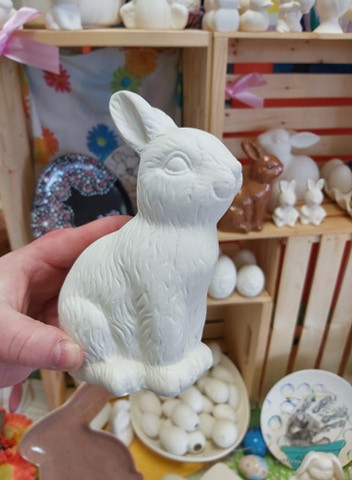 Chocolate Bunny $28