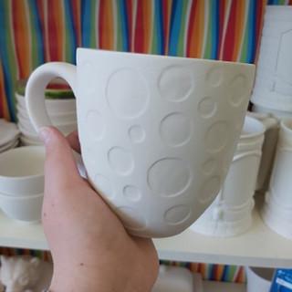 Random Dot Mug $35