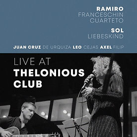 LIVE AT THELONIOUS CLUB