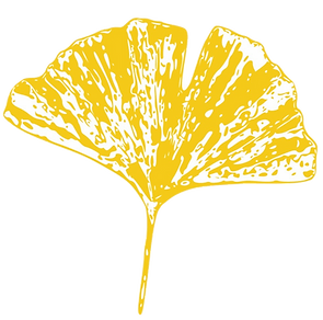 Gingko leaf contact form