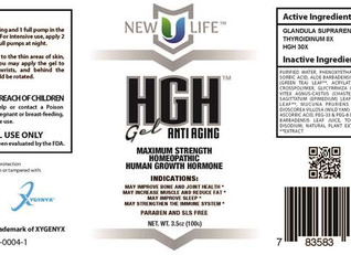Human Growth Hormone (HGH) Homeopathic Gel - Is it Right for You?