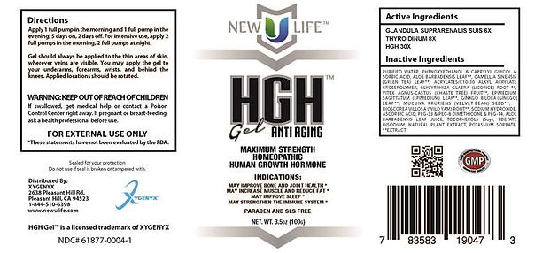 Human Growth Hormone (HGH) Homeopathic Gel - Is it Right for