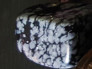 Crystal Spotlight - 30 Ways Snowflake Obsidian Can Help You!