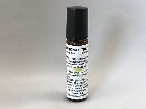 Seasonal Threat Oil Blend
