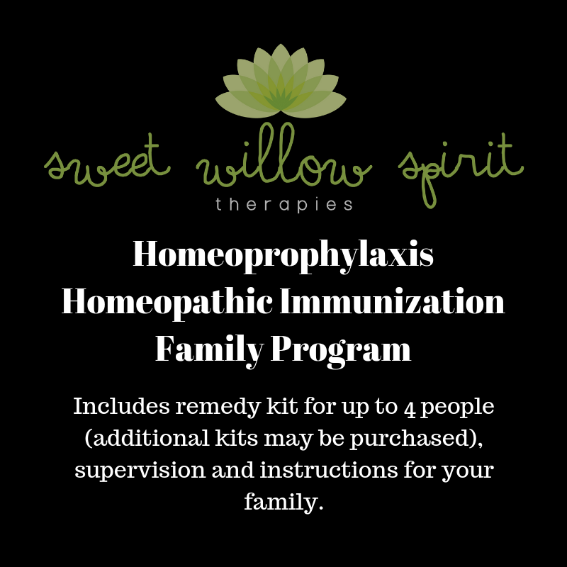 Homeoprophylaxis - Homeopathic Immunization Family Program
