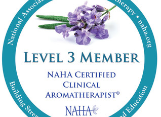 Aromatherapist - What do the Levels Mean?