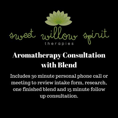 Aromatherapy Consultation w/Blend