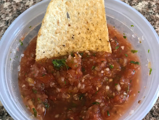 Recipe Review - Lazy Day Salsa