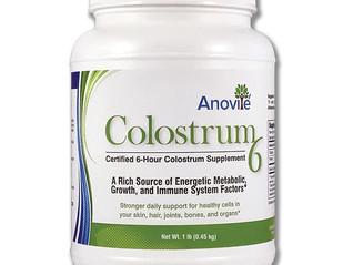 Amazing Benefits of Colostrum