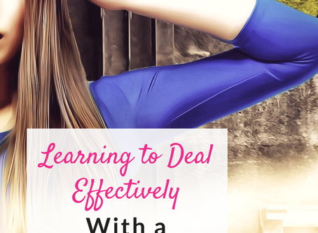 Learning to Deal Effectively With a Toxic Person
