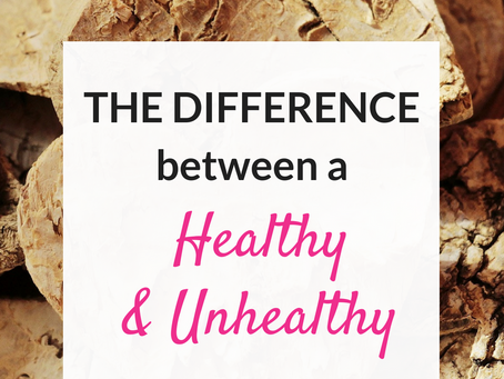 The Difference Between a Healthy and Unhealthy Relationship