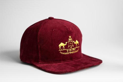 Golden Crest Cap