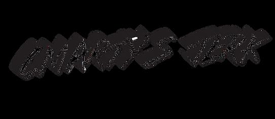 Cmarty Jerk Logo BW Menu Logo - Transpar