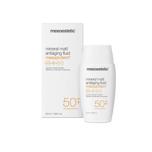 Mesoprotech Mineral Matt Antiaging Fluid 50ml