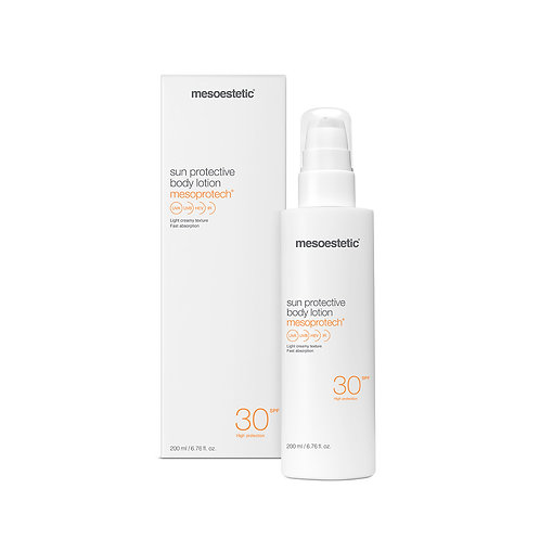 Mesoprotech Sun Protective Body Lotion 200ml