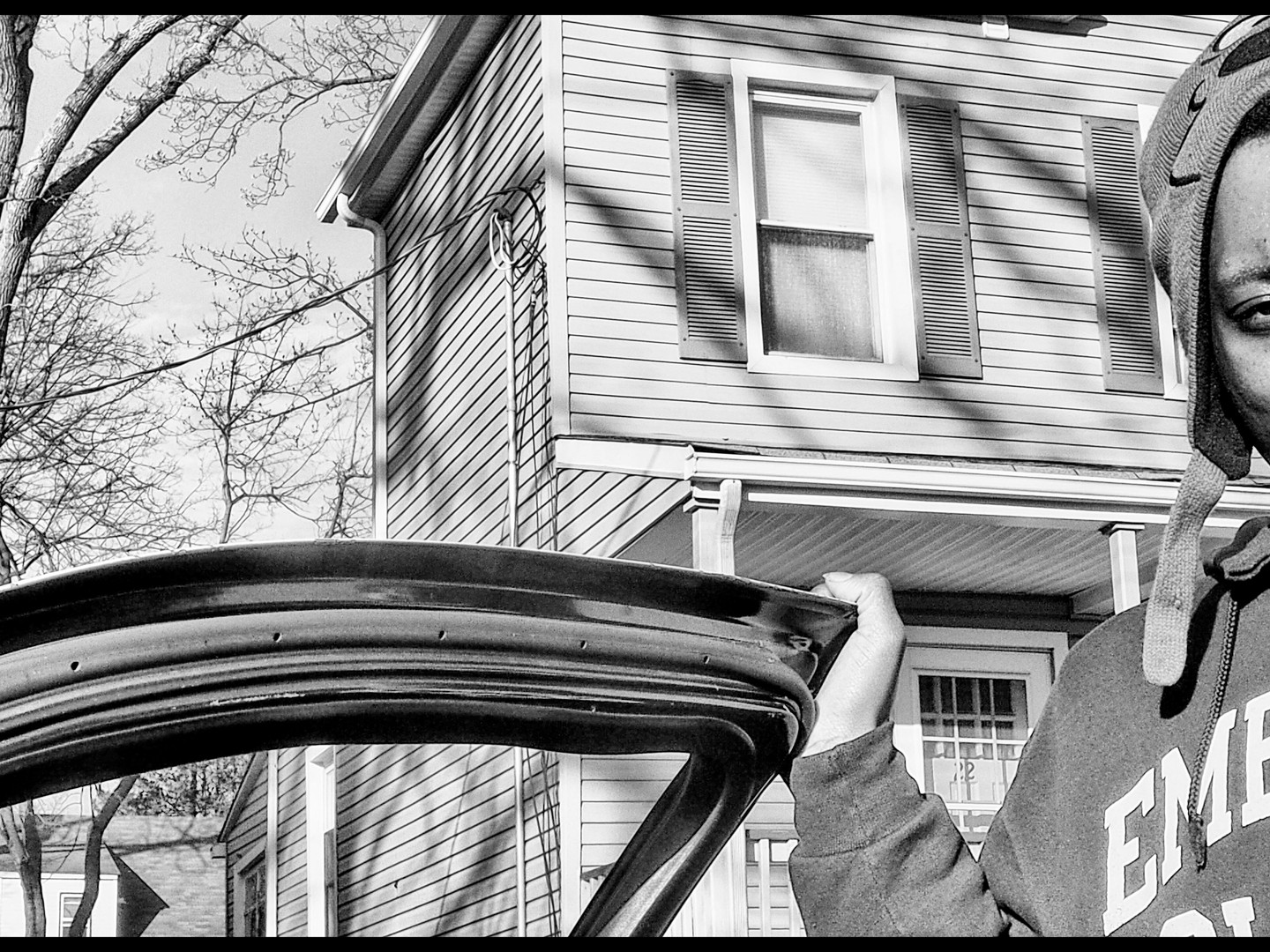 Driver Wilfred Street