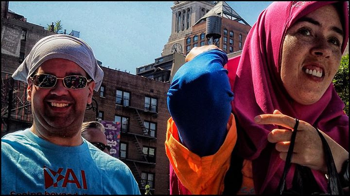 Before the Parade 2 (NYC Disability Pride 2017)