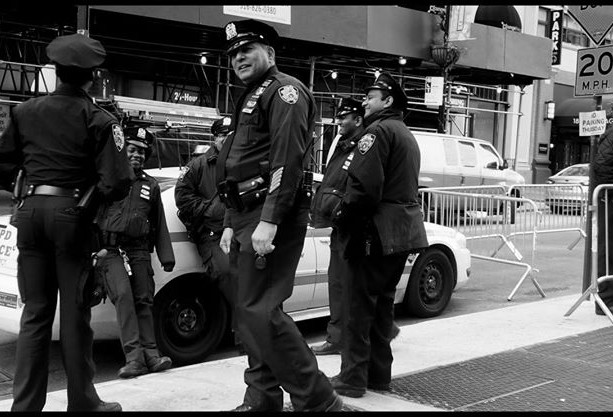 Brooklyn Heights Cops