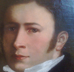 Portrait Homme XIX éme siècle
