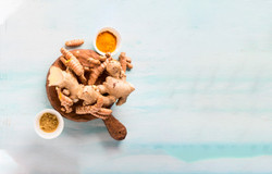 ginger and tumeric extended