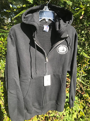 Hoodies (Men's with Full Zipper)